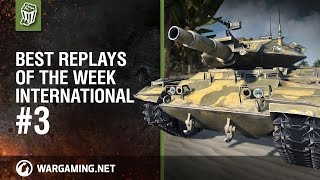 Best Replays of the Week: International Episode 3