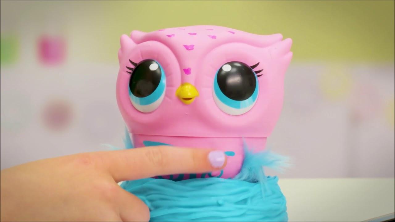 tout le nécessaire pour faire votre propre Hibou Hedwig Owl débutants aiguille feutrage Kit