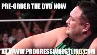 Pre-Order THUNDERBASTARD featuring Samoa Joe vs Rampage Brown NOW! Thumbnail