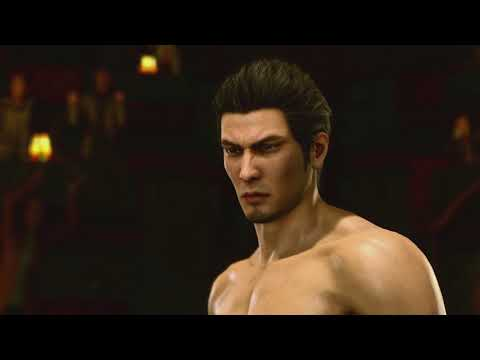 Yakuza Kiwami 2: The Underground Tournament - Gary Buster Ho
