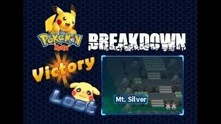 Pokemon Mega Breakdown: Mt. Silver