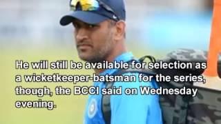 India vs England India's ODI and T20 captaincy ssue