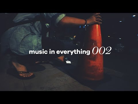 JAKARTA AT NIGHT - music from random stuff in the street of jkt | music in everything 002