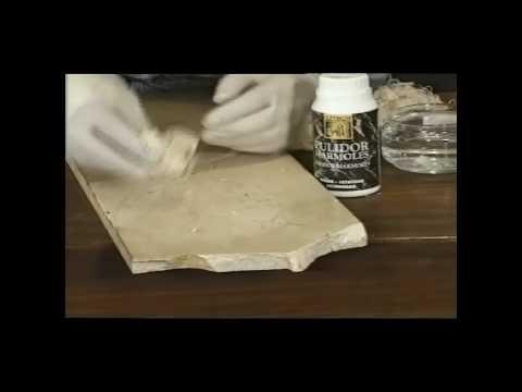 C mo limpiar y abrillantar el m rmol youtube for Como limpiar marmol oscuro
