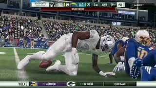RZ Season 39 Week 2 Raiders/Chargers Highlights