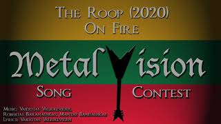 On Fire - The Roop - Metal Cover (Eurovision 2020 Lithuania)