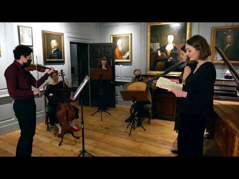 Handel House Talent Showcase Concert 2020: Music by JS Bach, Handel, Monteverdi and more.