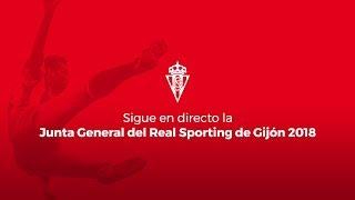 Junta General del Real Sporting de Gijón 2018