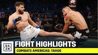 FULL CARD HIGHLIGHTS | Combate Americas: Tahoe