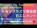 🔴ドイツ振動医学によるトキソプラズマ感染症編|Toxoplasma gondii Infection by German Oscillatory Medicine.