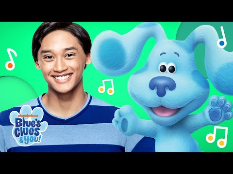Scott - WATCH: Blue's Clues is back with a new host!