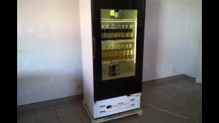 Холодильник с прозрачным double-glazed дверь-дисплеем Mediavisor(, 2012-05-02T09:05:57.000Z)