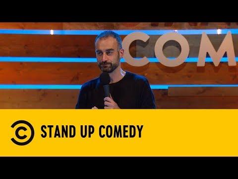 Stand Up Comedy - Il FantaMorto - Daniele Fabbri