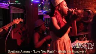 """James Ross @ Southern Avenue - """"Love You Right"""" - Live In St. Louis  www.Jross-tv.com"""