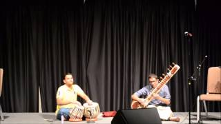 Maitri - Aarmabh 2015 - Indian Classical Music