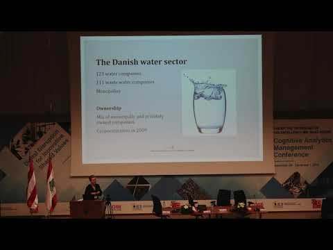 Cognitive Analytics Management 2018 - Water in Denmark , Mrs Tone Madsen
