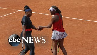 By the Numbers: Williams sisters face off