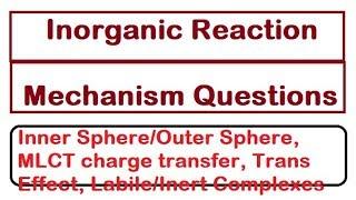 orgo mechanism