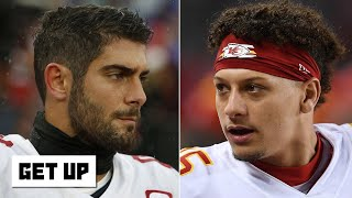 Chiefs vs. 49ers: Super Bowl LIV is set | Get Up