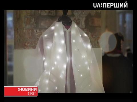 Мода і технології  у Німеччині створюють одяг майбутнього - YouTube d7f9395b4a6d1