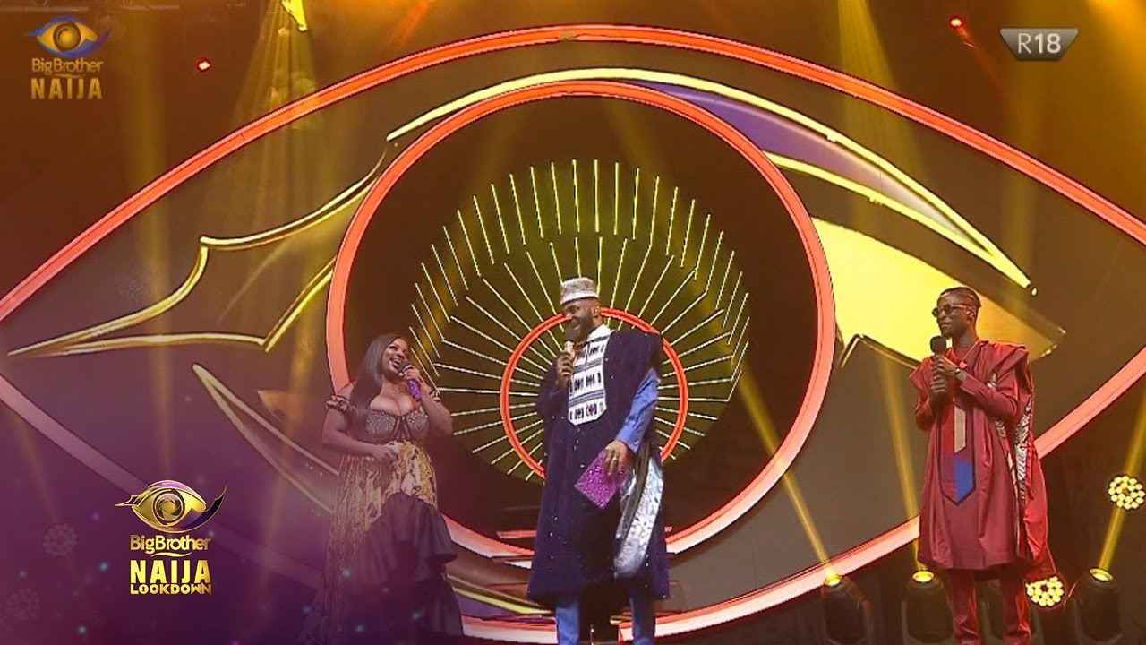 Finale: Top 2 last words with Ebuka | Big Brother: Lockdown | Africa Magic