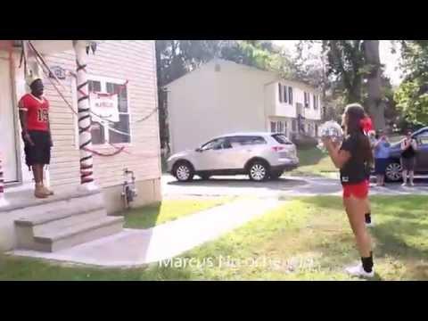 2015 Parsippany High School Redhawks Motorcade