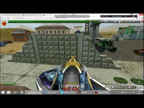 тест сервер танки онлайн