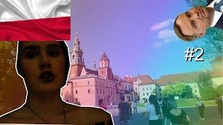 BESØKER SLOTTET ♡ Krakow vlogg
