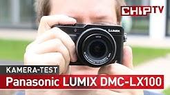 Panasonic Lumix DMC-LX100 - Praxis-Test deutsch | CHIP
