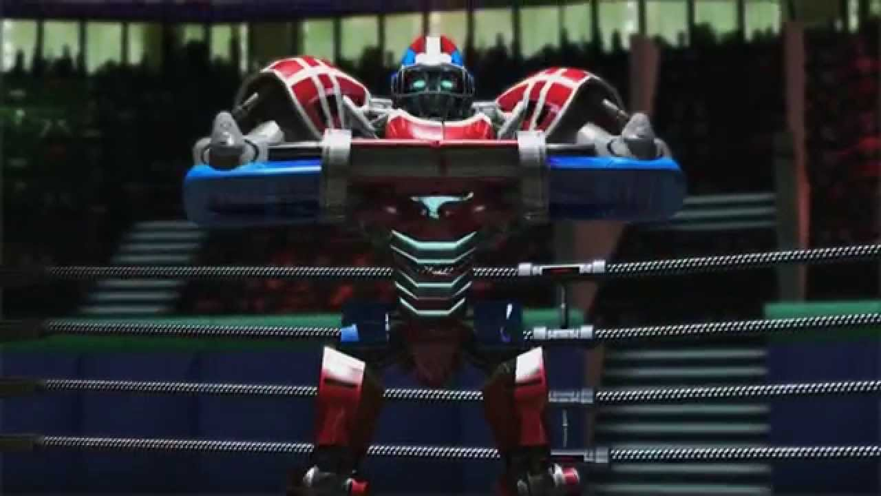 REAL STEEL Introducing  TouchDown The Monster Quaterback  Available now  YouTube
