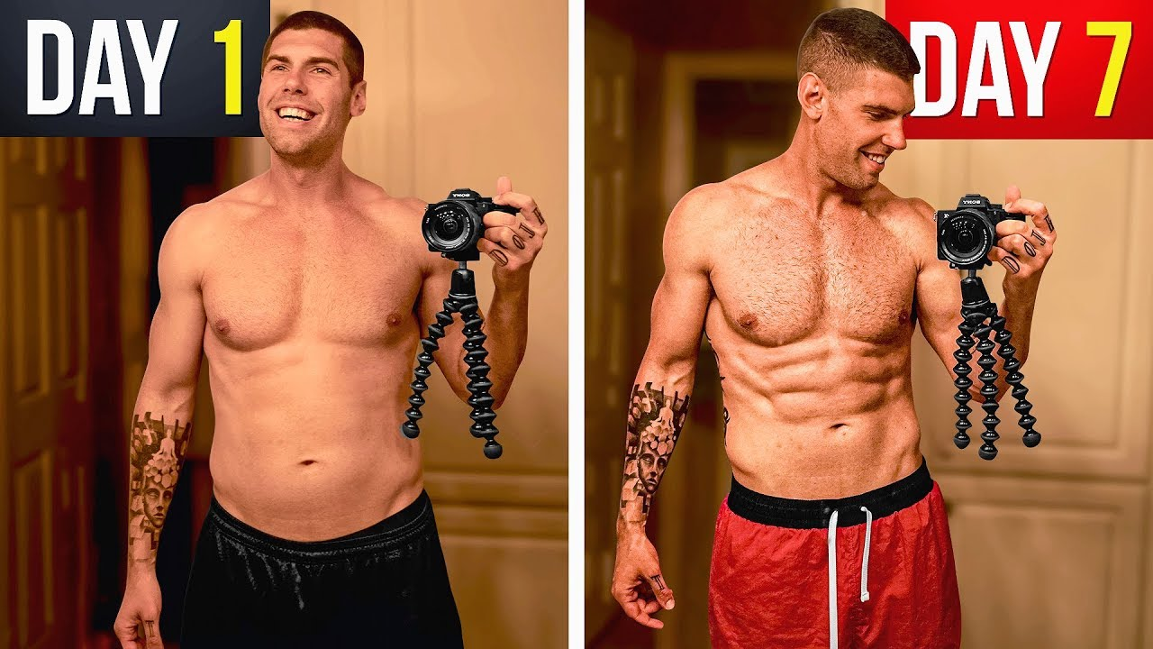 Lose Belly Fat In 1 Week By Jumping Rope