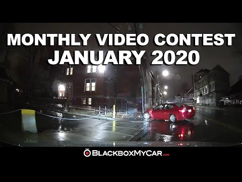 Monthly Video Contest: January 2020 | BlackboxMyCar