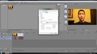 Sony Vegas - Speed up/Slow Down Video Clips