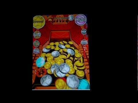 Coin Dozer - 300,000 Coins (no cheats)