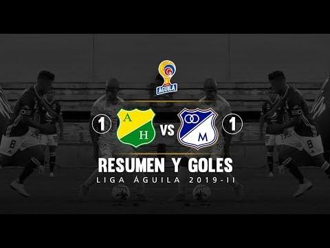 MILLONARIOS VS AMÉRICA DE CALI EN VIVO - ONLINE from YouTube · Duration:  2 hours 17 minutes 59 seconds