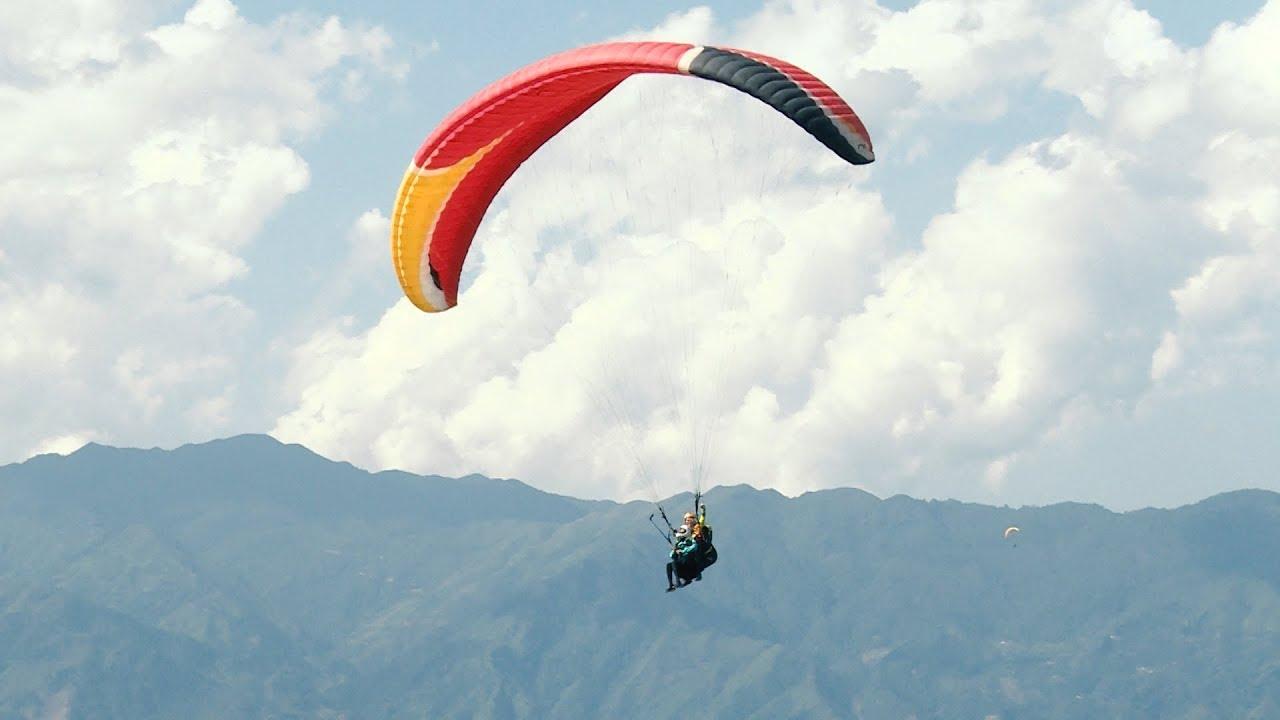Dù lượn Paragliding vietnam