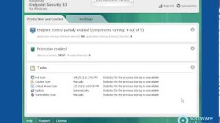 How to use Kaspersky Endpoint Security for Windows