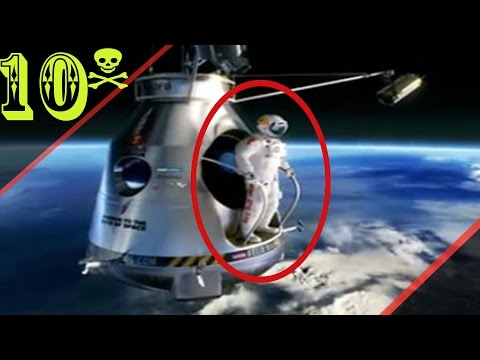 10 Most Dangerous And Biggest Jump Ever
