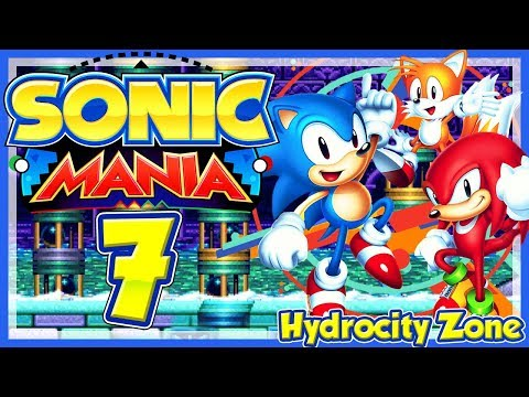 SONIC MANIA # 07 ✨ Hydrocity Zone [HD60] Let's Play Sonic Mania
