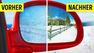 11 Einfache Tricks, Um Dein Auto Im Winter Zu Schützen