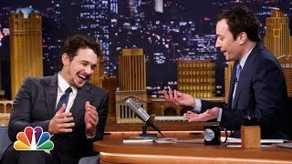 Repeat youtube video James Franco Put His Master's Degree to Work