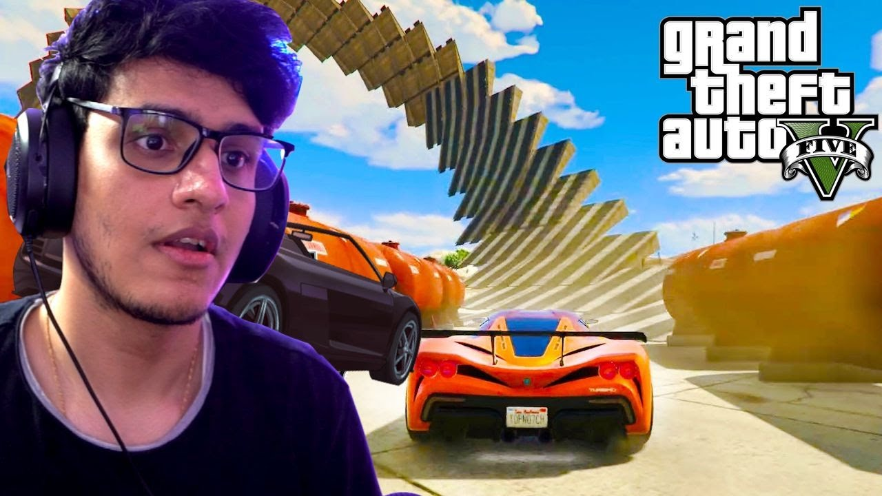 This GTA 5 Challenge Triggered Me