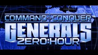 C&C Generals ZH - 3 vs 3 - Infantry vs Toxins