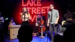 Lake Street Dive - My Speed w/ Jesse Harper Live