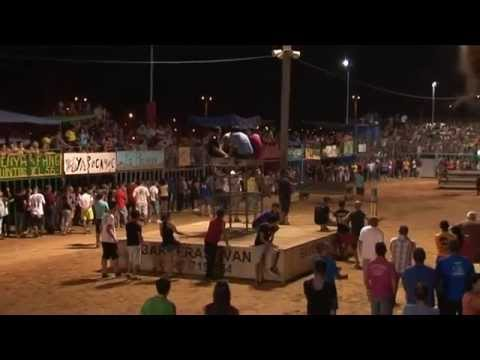 Toros Sagunto Fiestas Patronales 2013