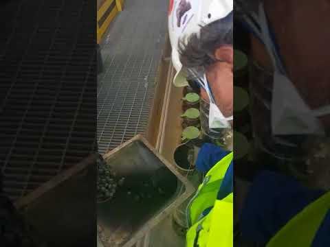 Inducat Reformer tube Loading fertilizer plant Socar Azerbaijan