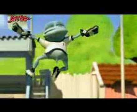 Crazy Frog - We are the champions (ding a dang dong) videó letöltés