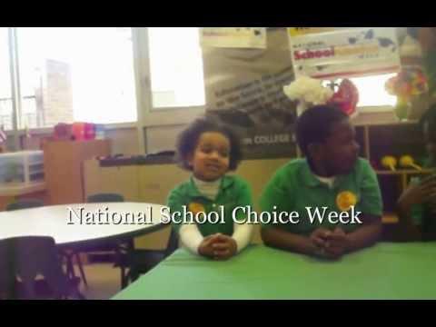 KIPP Vision Primary National School Choice Week