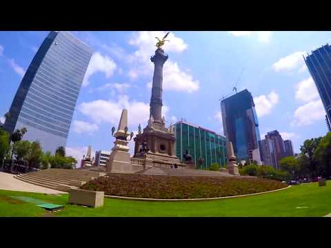 WOW Air Travel Guide Application | MEXICO CITY