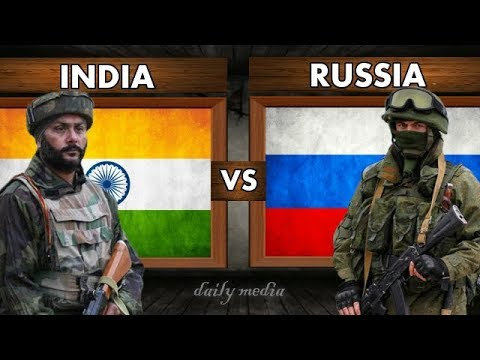 India vs Russia - Military Power Comparison 2017 (Latest Updates)
